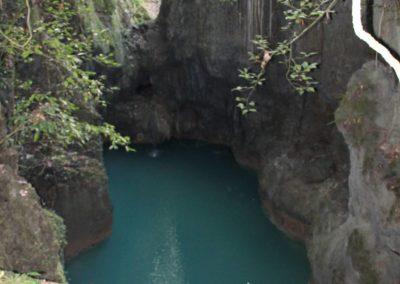 Tambuko Cave and Lagoon